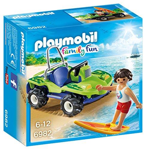 Playmobil - Surfista con Buggy (6982)
