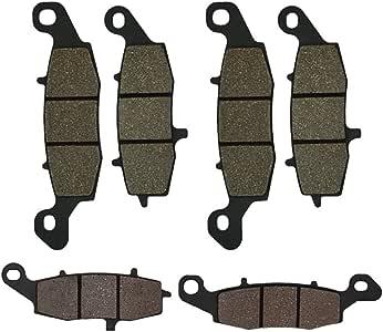 Cyleto anteriore e posteriore pastiglie freno per Kawasaki zr-7/ZR7/ZR750/1999/2000/2001/2002/2003/2004//zr-7s ZR 750/2001/2002/2003/2004