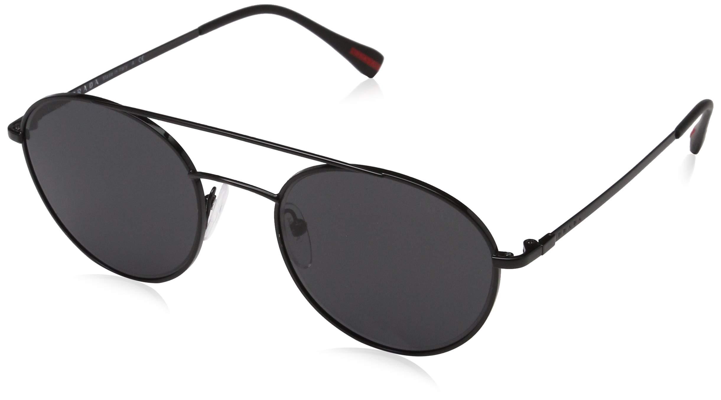 cliente primero seleccione original colores armoniosos ▷ Ofertas Prada Linea Rossa 0PS 50SS, Gafas de Sol para Hombre | Moda  Ofertastop