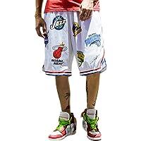 Irypulse Pantaloncini da Basket Uomo, Camicia Maglia Sportiva Traspirante Estiva Moda di Strada per Adolescenti e…