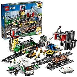 LEGO City - Tren De Mercancías (60198)