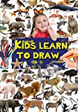 Kids learn to draw: How to draw animals (drawing for children)