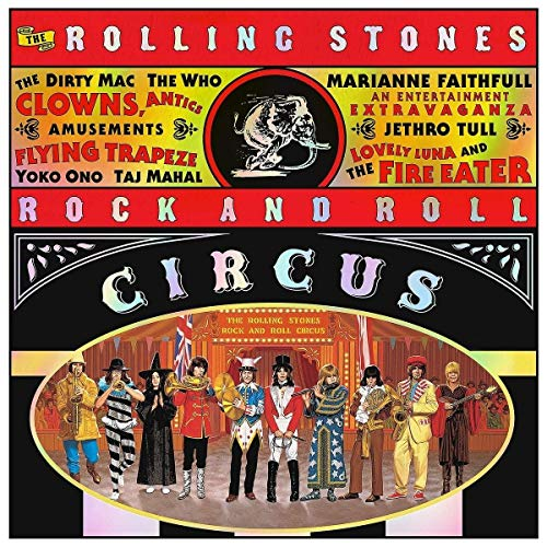 Rolling Stones / Rock and Roll Circus four-disc box and 3LP