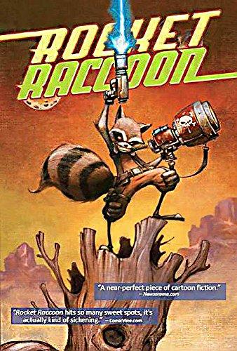 Rocket Raccoon, Volume 1: A Chasing Tale