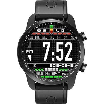 Smartwatch con Bluetooth, reloj inteligente universal KC03 4G para todas las redes, reloj deportivo