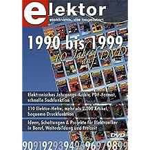 """Elektor-DVD 1990-1999. DVD-ROM für Windows: Alle Elektor-Artikel der """"90er-Jahre"""" auf DVD"""