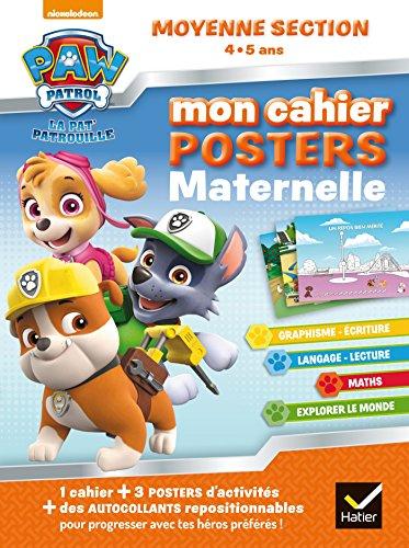 Mon cahier-posters Maternelle MS par Pascale Magni