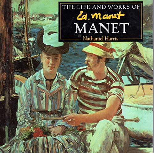 Manet (Life and Works Series) - Manet-serie