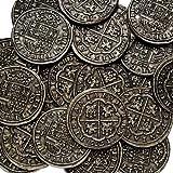 REPLICA PIECES OF EIGHT PIRATES TREASURE REALES SPANISH ARMADA COIN ***ONE COIN PER ORDER***