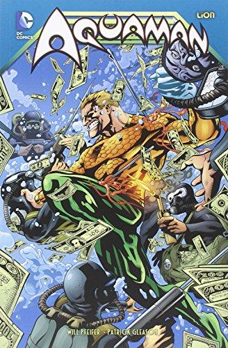 Aquaman di Pat Gleason: 1