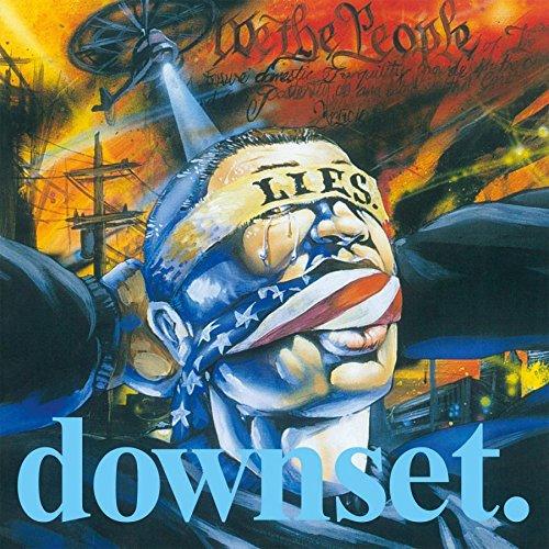 Downset: Downset [Vinyl LP] (Vinyl)