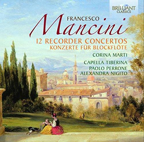 Mancini: 12 Konzerte für Blockflöte