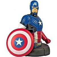 Sherwood Media – Busto Super Heroes Marvel di Captain America