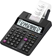 Casio HR-100RC Printing Calculator (Black)