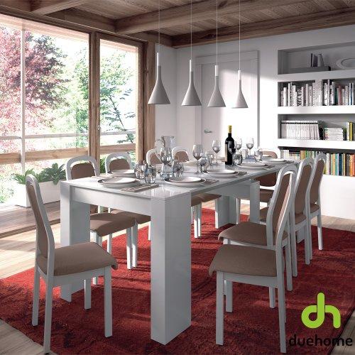 Mesas de cocina extensibles - Las mejores y más baratas