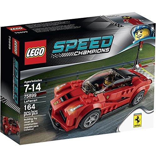 LEGO Speed Champions - La Ferrari, multicolor (75899)