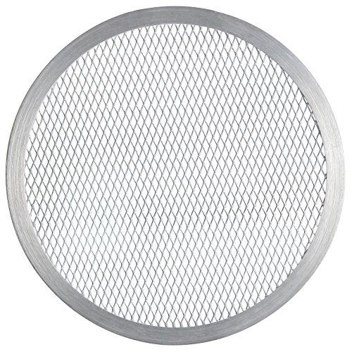 FMprofessional 21686 Pizza-Screen, Aluminium, silber, 50 x 50 x 20 cm (Screen Pizza)