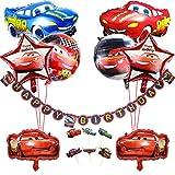 Kreatwow Fiesta de cumpleaños para Auto Suministros para niños