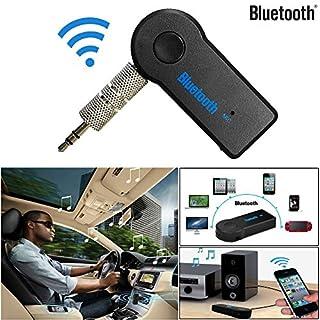 Bluetooth Empfänger Auto BT 3.0 Sender FM Empfänger Wireless Radio Adapter Mic Ladegerät Radio Adapter HIFI AUX Audio Stereo Kabelloser Kfz MP3 Musik Player Car Kit FM Übermittler -