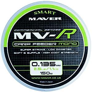 d38d436ab2a Maver MV-R Carp Feeder Mono Line – 0.15mm to 0.23mm (F620 – F624)