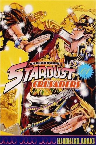 Stardust Crusaders - Jojo's Bizarre Adventure Saison 3
