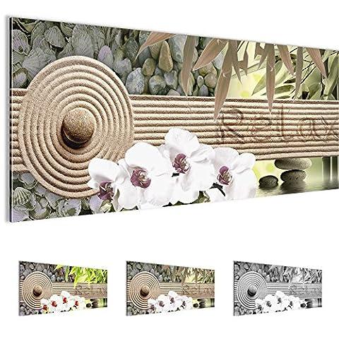 Bilder - Wandbild - Vlies Leinwand - 100 x 40