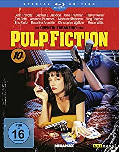 Pulp Fiction [Blu-ray] [Special Edition]