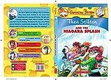 #4: Thea Stilton #27: Thea Stilton and Niagara Splash