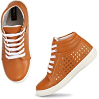 Denill Latest Collection, Comfortable & Fashionable Ankle Length Boot Shoes for Women's and Girl's