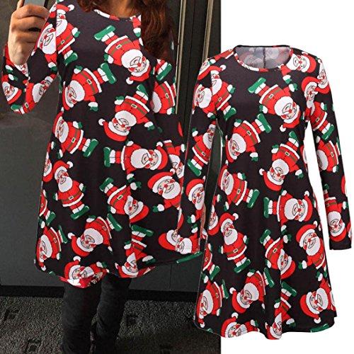 Koly - Robe - Femme - Santa Claus