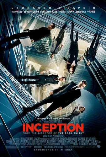Click for larger image of Inception Poster Movie D 27 x 40 In - 69cm x 102cm Leonardo DiCaprio Ken Watanabe Joseph Gordon-Levitt Marion Cotillard Ellen Page