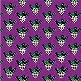 GRAPHICS & MORE Rouleau de Papier Cadeau Motif Joker Batman