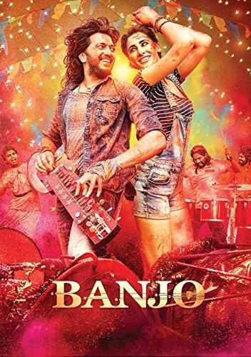 BANJO DVD (Hindi mit englischem Untertitel) ~ Bollywood ~ India ~ 2016 ~ Riteish Sidhwani