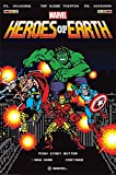 empireposter - Marvel - Retro 8-Bit Heroes of Earth - Größe (cm), ca. 61x91,5 - Poster, NEU -