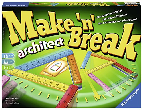 Ravensburger - Make 'n' Break Architect
