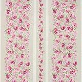 Fabulous Fabrics Canvas ROSI 2 Natur - Meterware ab 0,5m -