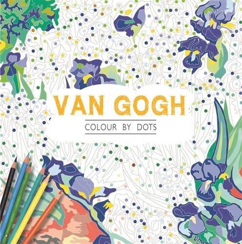 Van Gogh: Colour by Dots por Michael O'Mara