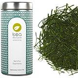 tea exclusive - Shincha Supreme, Grüner Tee, Japan, Dose 70g