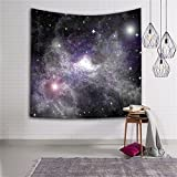 Star Cluster/Space Decor Tapestry, Outer Space Tapestry Decorations Galaxy Stars Universe Milky Way, Bedroom Living Room Dorm Decorative Wall Hanging Tapestry(HYC06) (6#)