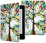 Moko la Más Delgada y Ligera Funda para Amazon Kindle Fire HD 6' Pulgadas 2014 Tableta, No es Compatible para All-New Paperwhite 10th Generation 2018, FM Fucsia