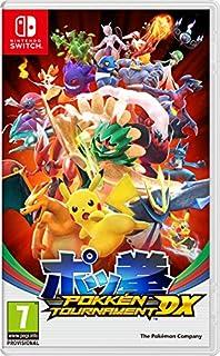 Pokkén Tournament DX pour Nintendo Switch (B071X48YR4)   Amazon Products