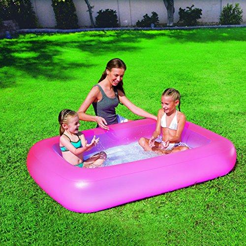 Bestway Planschbecken Aquababes, 165x104x25 cm -