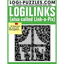 Logilinks: Also called Link-a-Pix by LOGI Puzzles (2015-10-16)