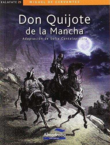 Don quijote de la mancha (kalafate) (colección kalafate)