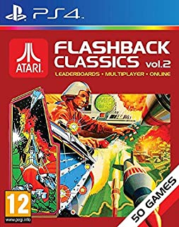 Atari Flashback Classics Collection Vol.2 (PS4) (B01N29ET3N) | Amazon Products