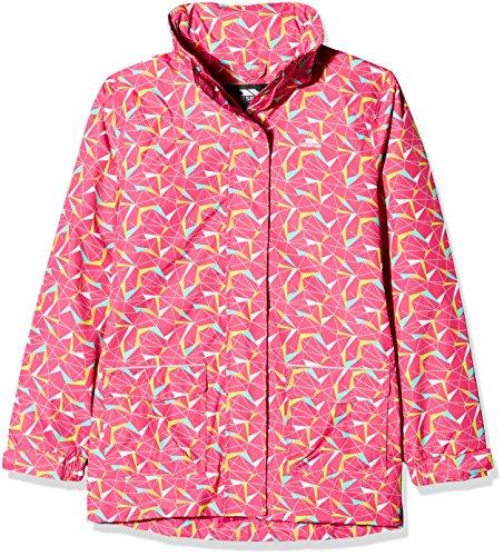 sserdichte Jacke Mit Einrollbarer Kapuze Und Reflektiven Details Twinkling, Pink Lady, 7/8, FCJKRAN10002_PLD7/8 ()