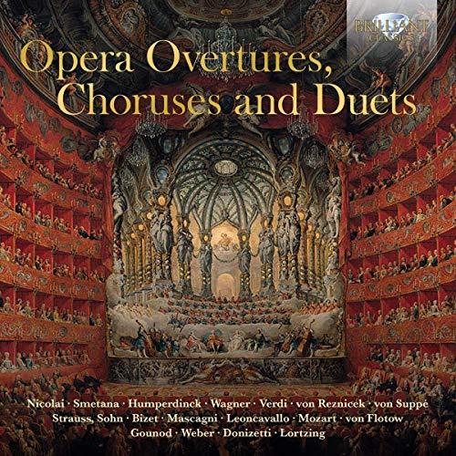 Ouvertures Choeurs et Duos d Operas