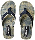 #9: Duke Men's Flip Flops Thong Sandals
