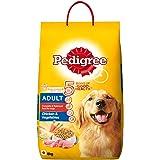 Pedigree Adult Dry Dog Food, Chicken & Vegetables, 6kg Pack