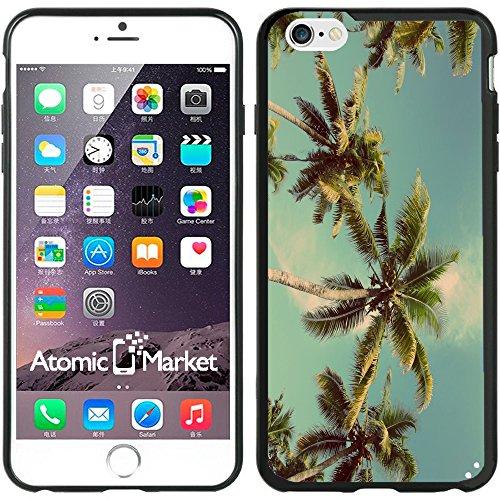 IP6+ Palmen, mit Vintage Filter, für iPhone 6Case Plus 14cm Cover von Atomic Markt